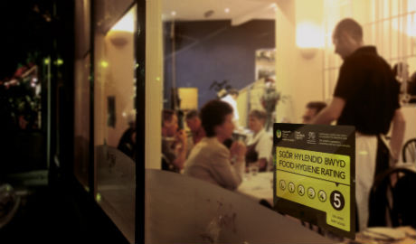 Food Hygiene Ratings must be displayed prominently